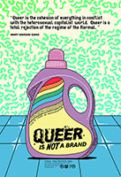 Queer is not a brand