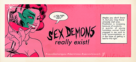 SEX DEMONS really exists !