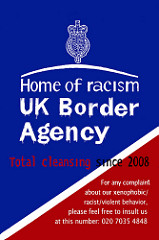 ukba home of racism