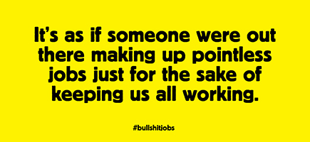 bull shit jobs