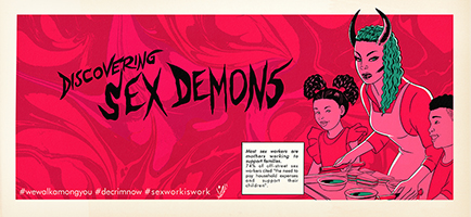 discovering SEX DEMONS