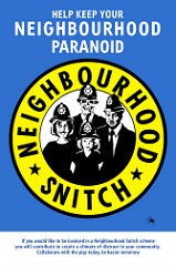 neighbourhood snitch